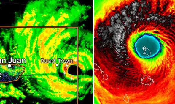 hurricane irma path live updates caribbean barbuda