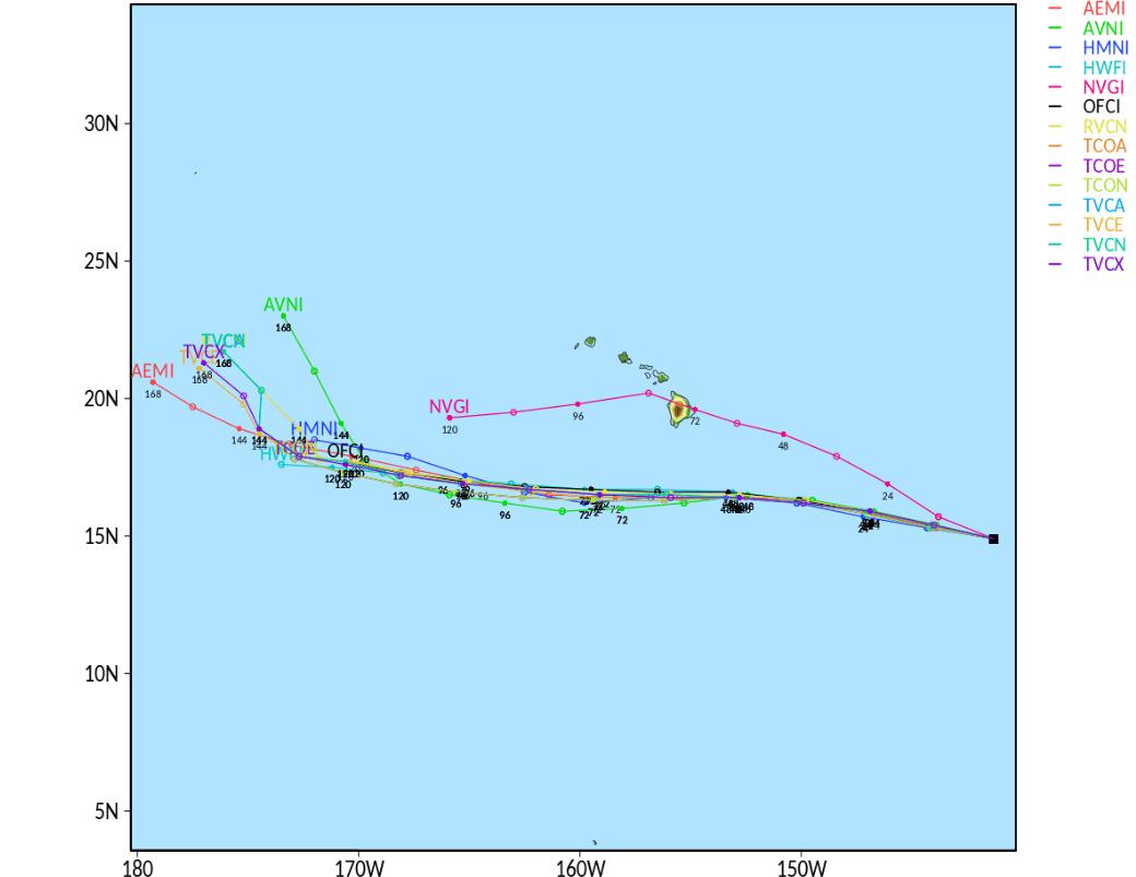 hurricane hector live [ 1040 x 803 Pixel ]