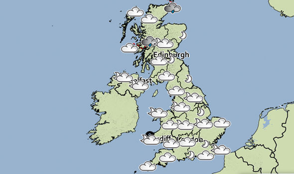 weather belfast ireland 10 day