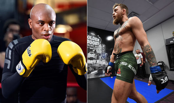 Conor McGregor may be 'my second fight after this layoff' - Silva talks future. slams GSP | UFC | Sport | Express.co.uk