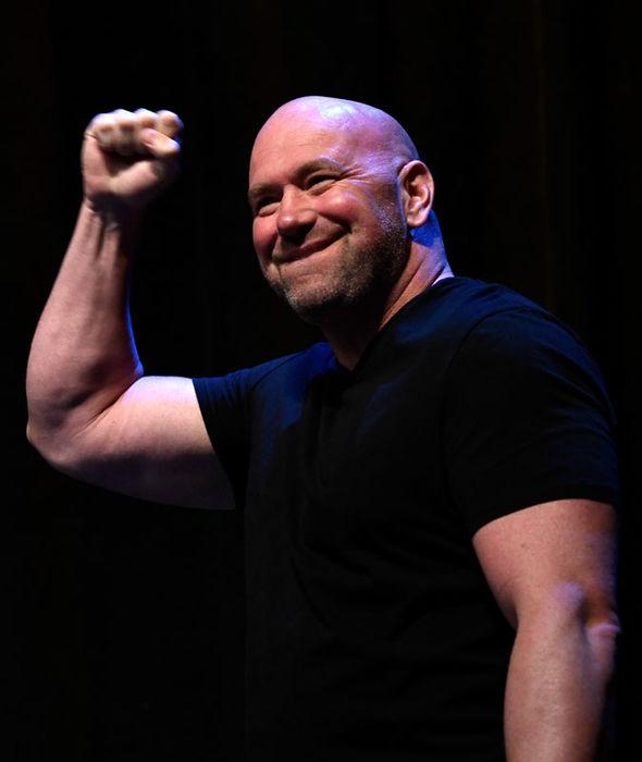 Dana White Brendan Schaub UFC News