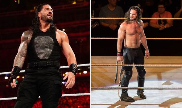 roman reigns gives harsh