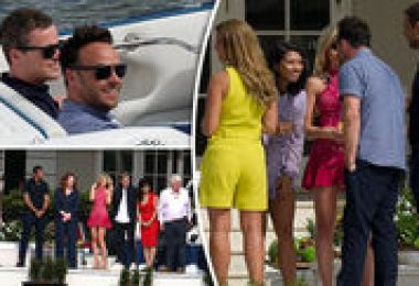 I'm A Celebrity 2017: Ant McPartlin looks happier than ever in Australia after rehab stint