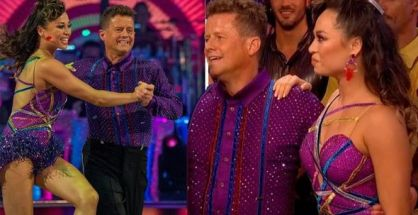 Strictly Come Dancing 2019: Mike Bushell drops racy admission about accomplice Katya Jones 1181329 1