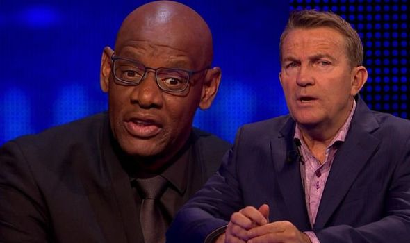 The Chase: Bradley Walsh taunts Shaun Wallace as mispronunciation prices him some extent