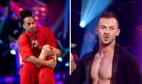 Strictly Come Dancing 2019: Professional dancer requires change to scoring after Dev's shock exit 1192661 1