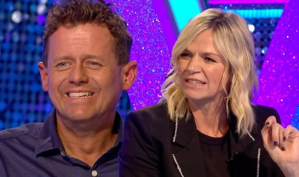 Strictly Come Dancing 2019: Mike Bushell look leaves followers very distracted 1192774 1