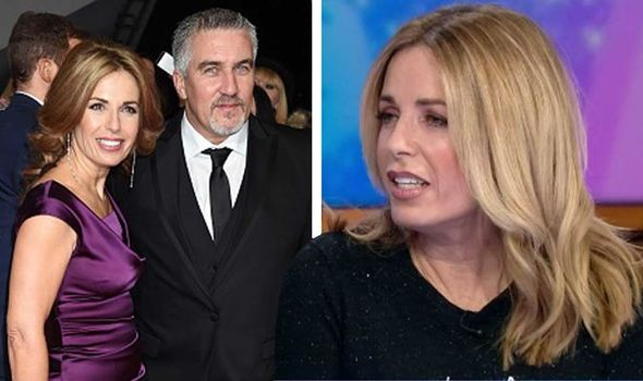 Paul Hollywood's ex awkwardly avoids dishonest probe 'Did he cheat on you with Summer time?' 1216370 1