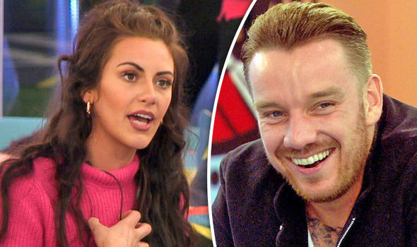 Celebrity Big Brother 2017 Jamie sets his sights on 'fit' Jessica after blazing row with Bianca