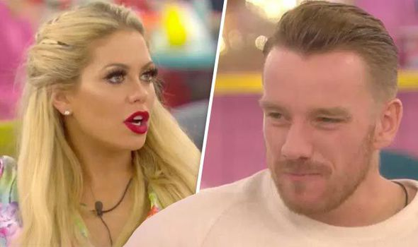 Bianca Gascoigne and Jamie O'Hara row over CBB twist