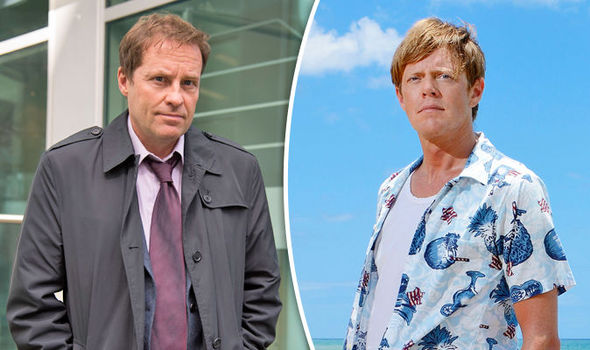 Death in Paradise Kris Marshall spills all on his replacement and admits regrets