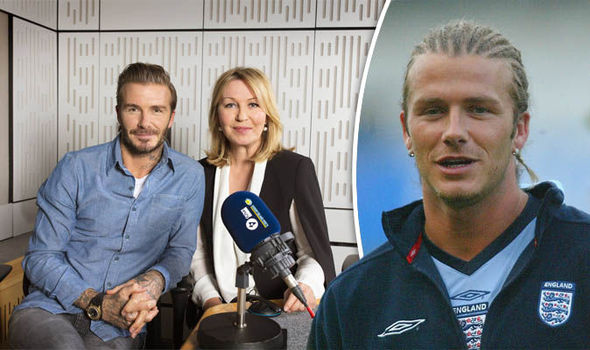 David Beckham on Desert Island Discs