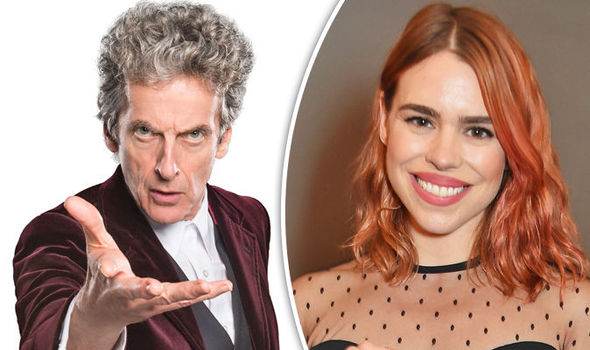 Doctor Who Billie Piper calls for female Time Lord - could she replace Peter Capaldi?