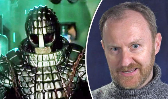 Doctor Who Mark Gatiss reveals HUGE character's return after Peter Capaldi QUITS