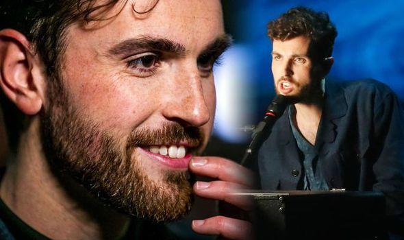 Eurovision 2019 Winner Netherlands Singer Duncan Laurence