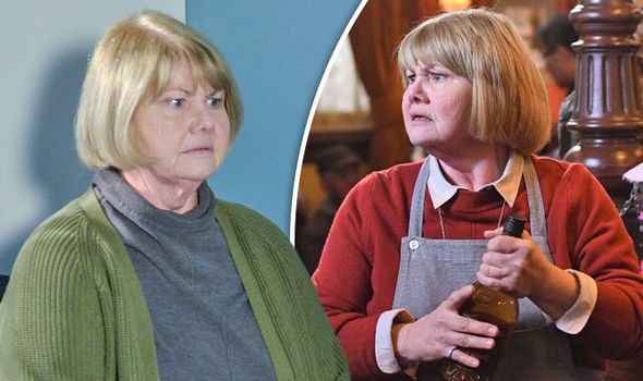 EastEnders Annette Badland reveals HUGE twist for Aunt Babe's soap exit