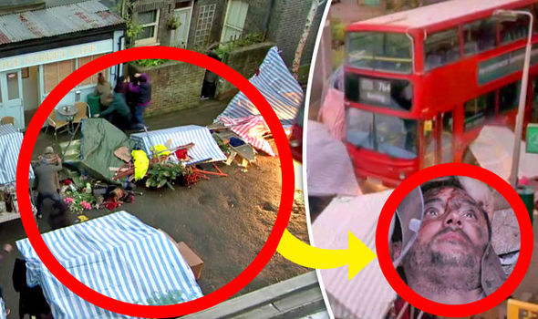 EastEnders bus crash blunders Did you spot these MAJOR disaster week errors?