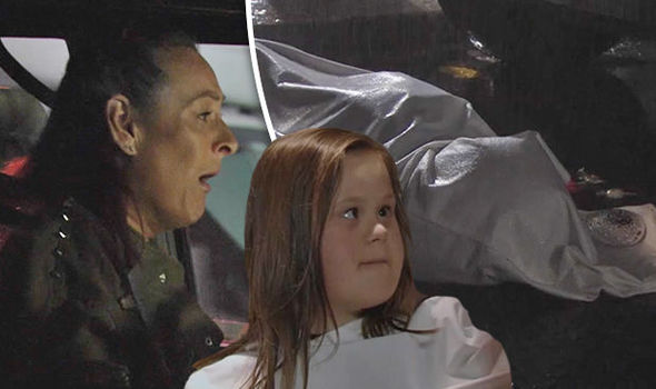 EastEnders spoilers Halloween horror DEATH leaves Walford shaken - has Tina killed Janet?