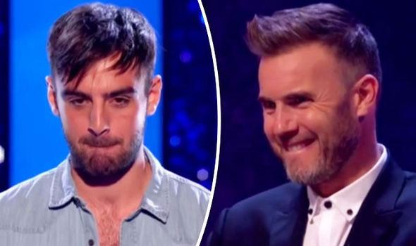 Gary Barlow and Dion Let It Shine