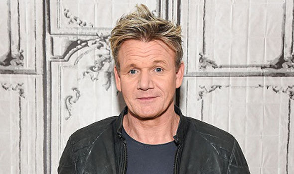 Gordon Ramsey will make his TV return to ITV