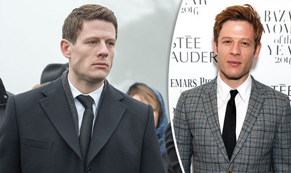 James Norton in new drama McMafia
