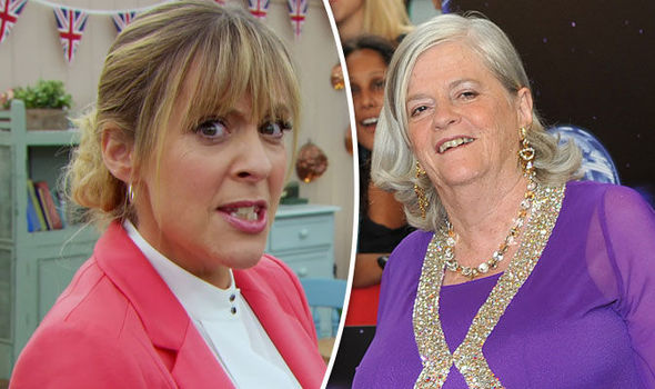 Mel Giedroyc Ann Widdecombe Strictly Come Dancing