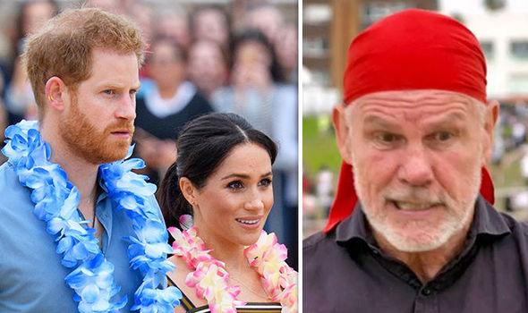 Prince Harry & Meghan Markle Republican demands royals STEP DOWN after Oceania tour