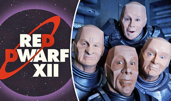 Red Dwarf XII Craig Charles reveals cast 'got ill' after SHOCKING make-up in first look picture