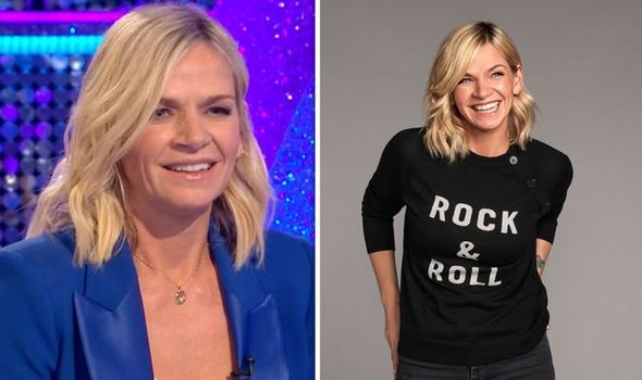 Strictly Come Dancing 2019 Zoe Ball To Return To It Takes