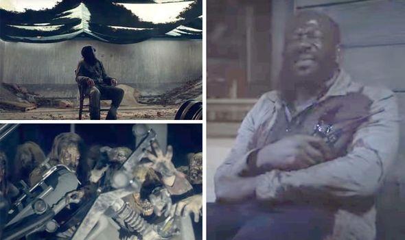 Fear The Walking Dead Season 6 Release Date Cast Trailer Plot When Is New Series Out Tv Radio Showbiz Tv Express Co Uk