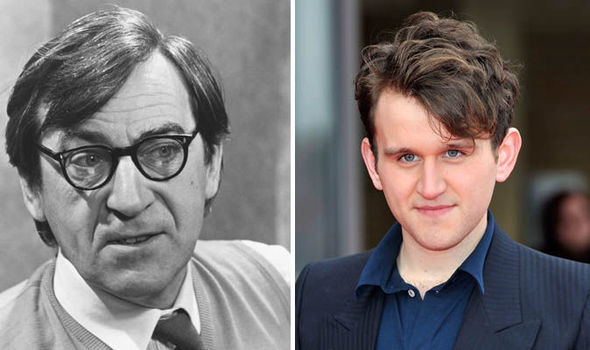 peter troughton Harry Melling