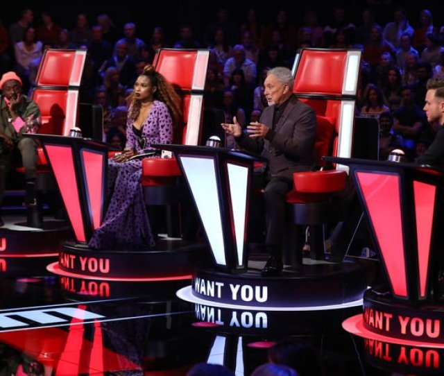 The Voice Final Takes Place On Saturday April 6 2019