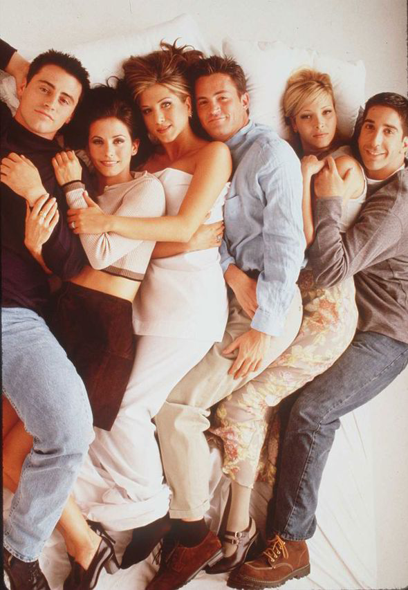friends 20th anniversary facts