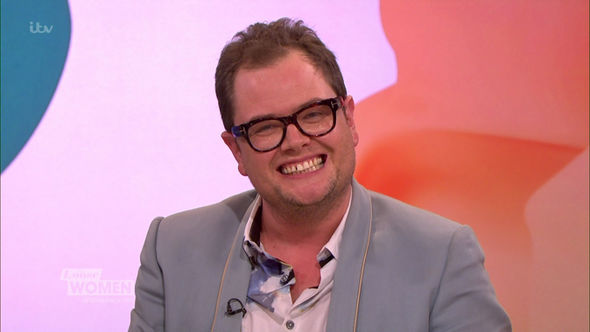 kitchen to go wall decor alan carr and graham norton have 'biggest gossip' over ...