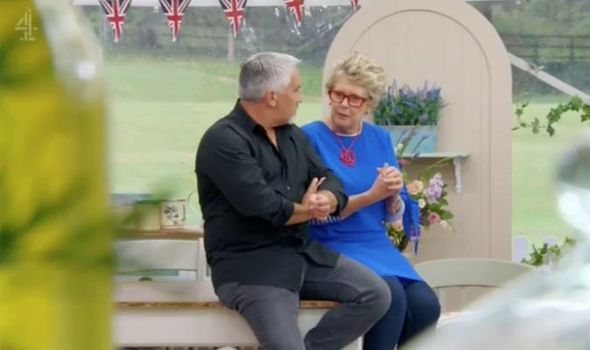 Prue Leith was slammed by Great British Bake Off viewers
