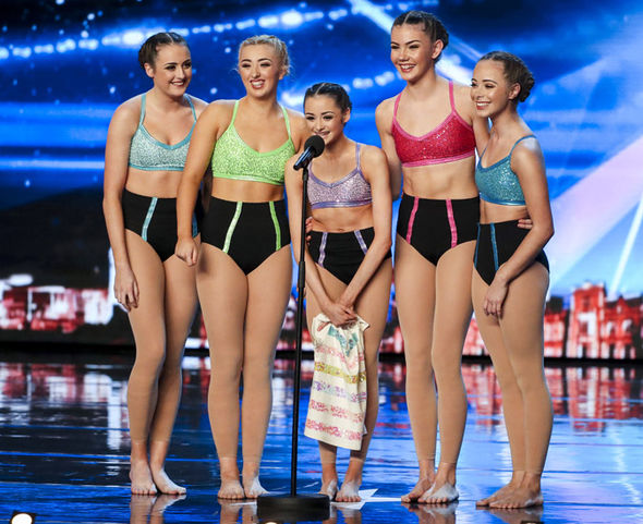 MerseyGirls on Britain's Got Talent
