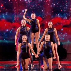 Wobble Chair Uk Easy Covers Britain's Got Talent Final Shocker As Julia Almost Falls Off In Merseygirls Routine | Tv ...