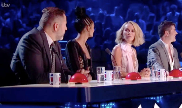 The Britain's Got Talent judging panel share their praise for the acts