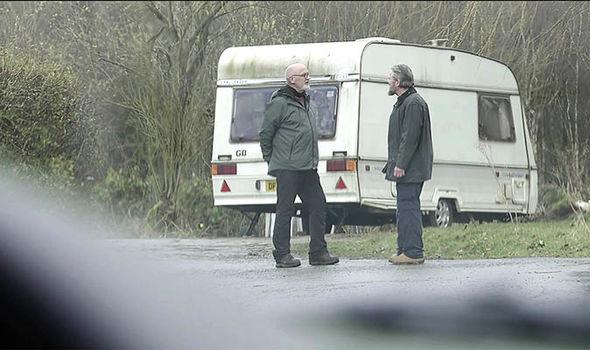 Gary Windass will spot Pat Phelan hiding at a caravan park in Abergele, Wales