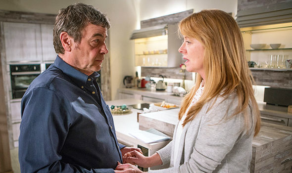 Coronation Street spoilers: Johnny and Jenny Connor to SPLIT? Star drops HUGE hint