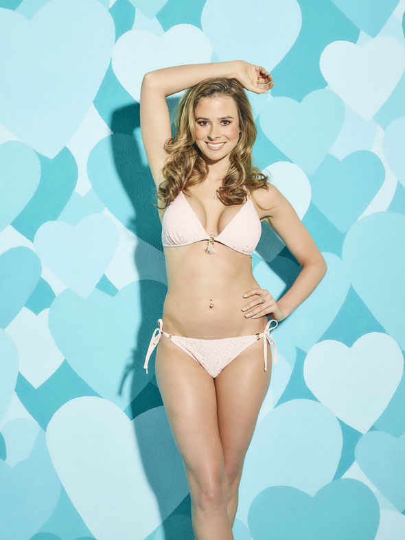 Camilla Thurlow has signed up for Love Island