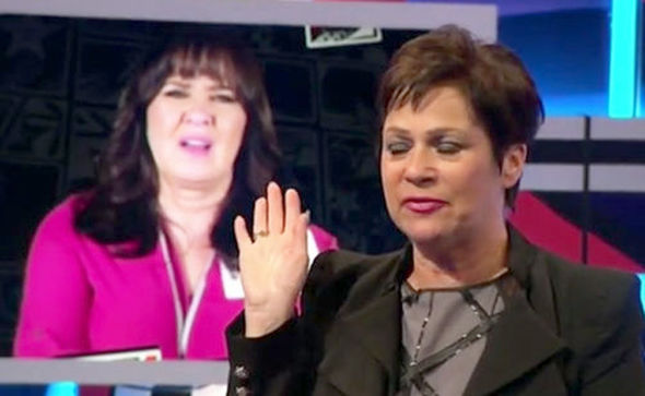 Celebrity Big Brother 2017 Coleen Nolan Denise Welch Bit On The Side