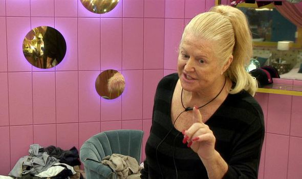 Kim Woodburn slammed Nicola McLean on Celebrity Big Brother
