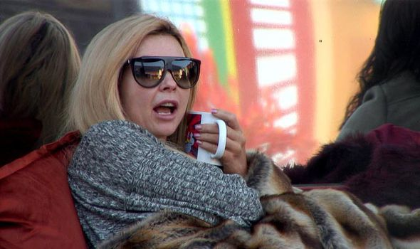 Nicola McLean was on the rampage on Celebrity Big Brother