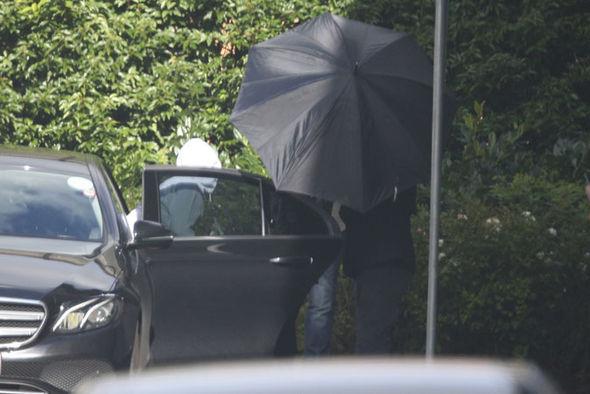 Celebrity Big Brother housemates arrive at Elstree