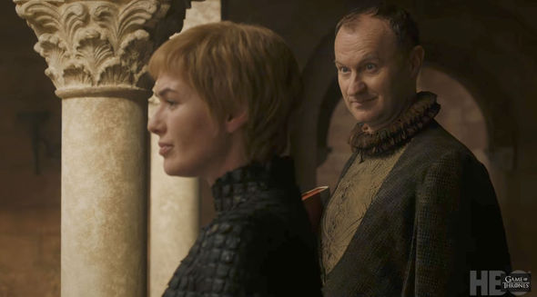 Cersei Lannister is plotting to take control