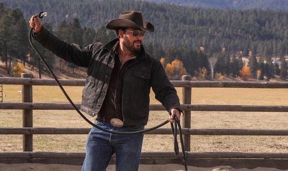 Cole Hauser as Rip Wheeler
