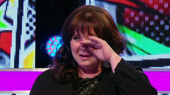 Coleen Nolan Celebrity Big Brother winner evicted