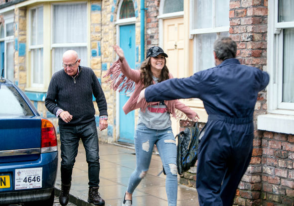 Coronation Street spoiler Kevin Webster Sophie