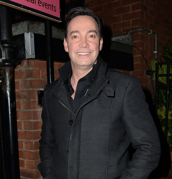 high back chairs uk only chair covers for garden furniture strictly come dancing craig revel horwood blasts judges | tv & radio showbiz express.co.uk